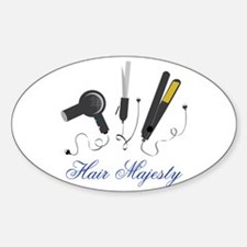 Hair Majesty Decal