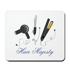Hair Majesty Mousepad
