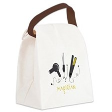 Magician Canvas Lunch Bag