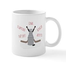 Hockey Terms Mugs