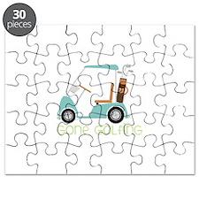 Gone Golfing Puzzle