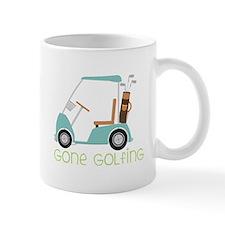 Gone Golfing Mugs
