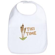 Tiki Time Bib