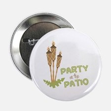 """Party On The Patio 2.25"""" Button"""
