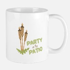 Party On The Patio Mugs