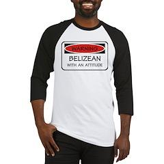 Attitude Belizean Baseball Jersey