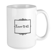 Know-it-all Mugs
