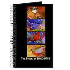 Beautiful Songbirds Journal