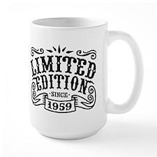 Limited Edition Since 1959 Mug