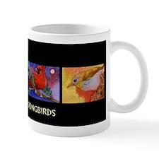 Beautiful Songbirds Mug
