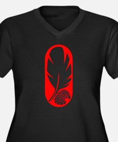 Eagle Feather Plus Size T-Shirt