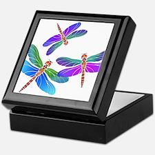 Cute Dragonfly Keepsake Box
