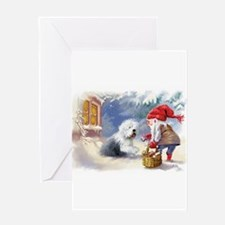 Cool Holliday Greeting Card