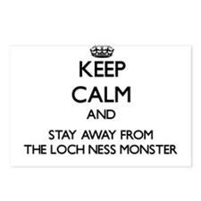 Unique Loch ness monster Postcards (Package of 8)