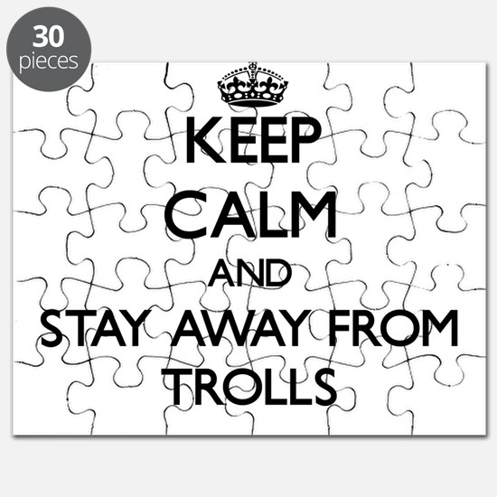 Funny Troll Puzzle