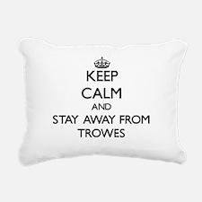 Cute Cory Rectangular Canvas Pillow