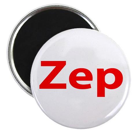 """""""Zep"""" Magnet"""