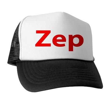 """""""Zep"""" Trucker Hat"""