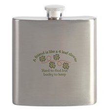 Lucky to Keep Flask