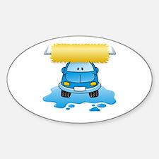 Car Wash Decal