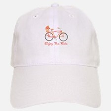 Enjoy The Ride Baseball Baseball Baseball Cap