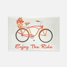 Enjoy The Ride Magnets