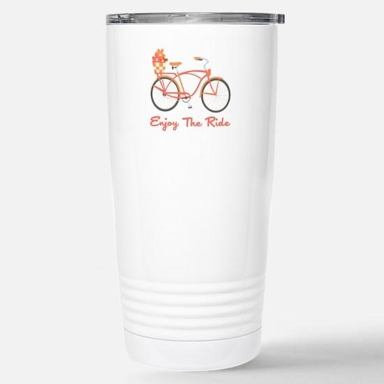 Enjoy The Ride Travel Mug