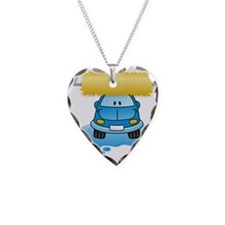 Cute Automobile Necklace