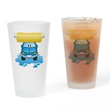 Cool Automotive Drinking Glass