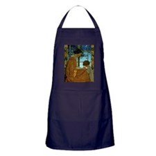 This Simple Faith has made America Gr Apron (dark)