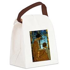 This Simple Faith has made Americ Canvas Lunch Bag