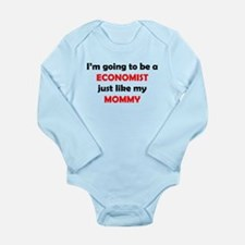 Economist Like My Mommy Body Suit