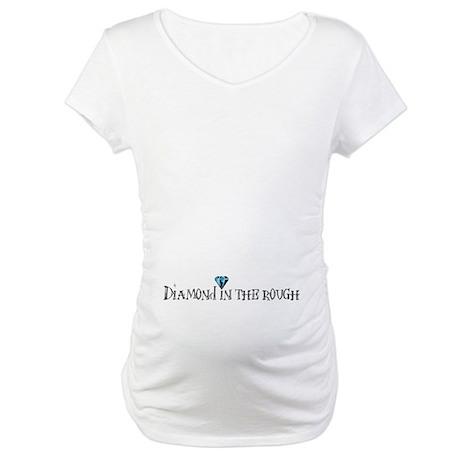 Diamond in the Rough Maternity T-Shirt