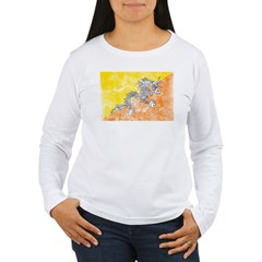 Vintage Bhutan Flag T-Shirt
