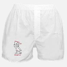 Armed & Dangerous Boxer Shorts
