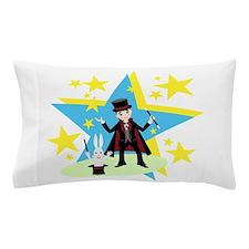 Cute Magician Pillow Case