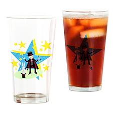Cute Magic trick Drinking Glass