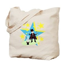 Funny Wand Tote Bag