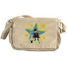 Unique Magic wand Messenger Bag