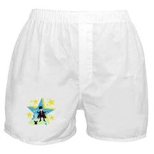 Cute Magician Boxer Shorts