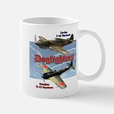 Dogfighters: P-40 vs Ki-43 Mug