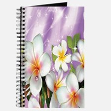 Plumeria Floral Journal