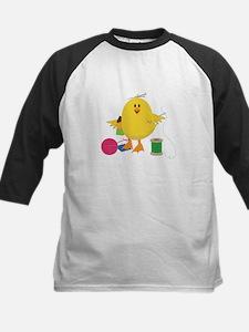 Sewing Chick Baseball Jersey
