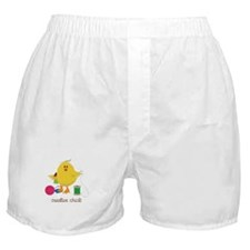 Creative Chick Boxer Shorts