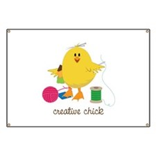 Creative Chick Banner