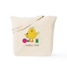Creative Chick Tote Bag