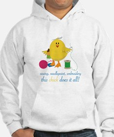 Does It All Hoodie