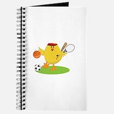 Sports Chick Journal