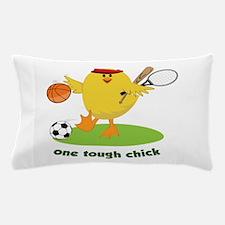One Tough Chick Pillow Case