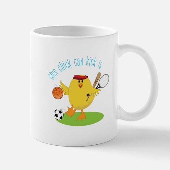 Kick It Mugs